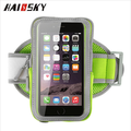 HAISSKY 7'' Universal Waterproof Running Sports Armband Case For Huawei P8 P9 Lite For LeEco Le1 Le 1 Le2 Le 2 Pro Bag Cases