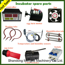 CE Approval Egg Incubator Spare Parts for Industrial Egg Incubators