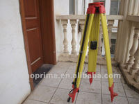 leica wood tripod for total station and theodolite optical instrument parts and accessories