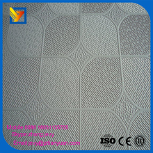 PVC laminated gypsum ceiling tile /pvc gypsum board