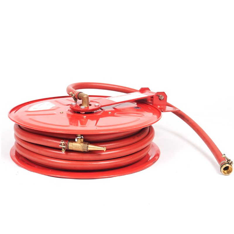 Stainless Steel Fire Hose Reel wIth 30m reel hose