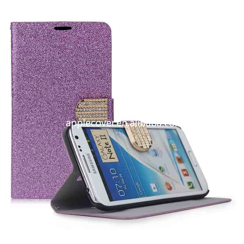 Flip Stand case for galaxy note 2, for note2 covers