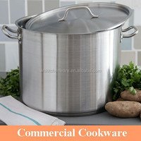 18/10 induction ready commercial induction cookware