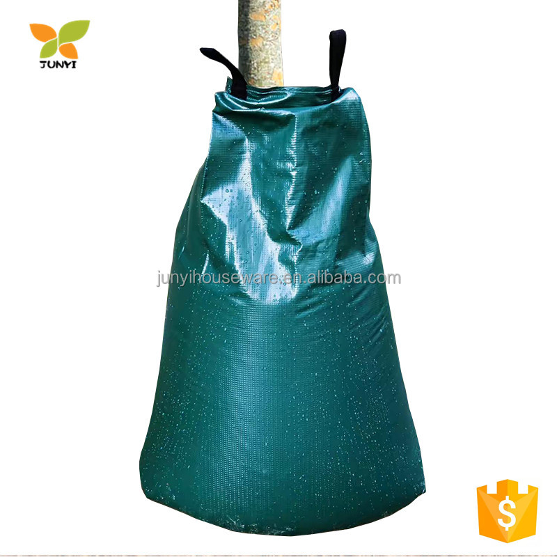 15 gallons tree Watering Bag, Slow Release Watering Bag for Tree Dip Irregation