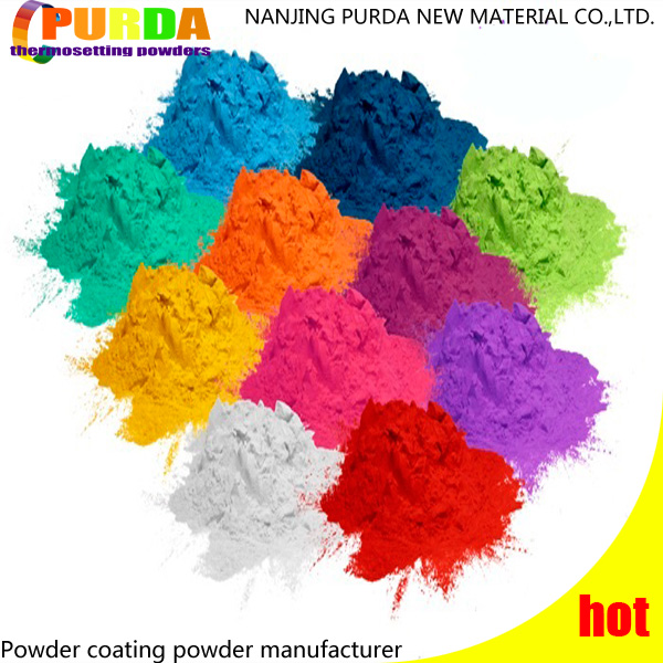 Polyester Powder Coating Paint