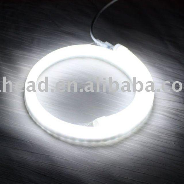 Milky Color Jacket Flexable LED Neon Light White Color