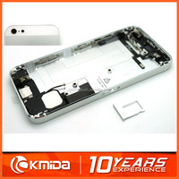 For iPhone 5 gold housing replacement, for iPhone 5 gold housing