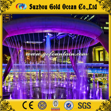 Customized Decorative Fountain Indoor Water Curtain Nozzle
