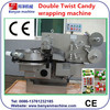 Flow Wrapping Machine For Double Twist Candy