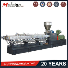 high output compounding PP PE PS extrusion granulator composite plastic wpc used wood pellet machines