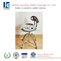 mirror chrome paint powder coatings for bar chairs