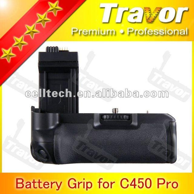 Battery grip For CANON EOS 450D 500D DSLR Camera Power Grip