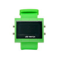 PN-05 Christmas Gifts LED Watch, Digital Waterproof Sports Watch, Multi Color Optional led watch