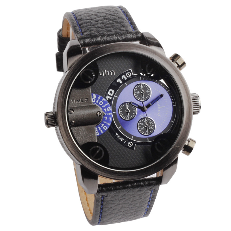 2015 top luxury brand men watches relogio masculino Fashion watches men leather strap quartz watch men wristwatches 4 colors