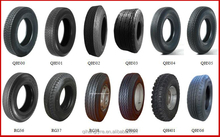 Qingdao rubber truck tires 6.00-9 trailer tire bias mobile home tire