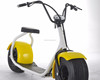 woqu x1 newest 1500w electric motorcycle with alarm