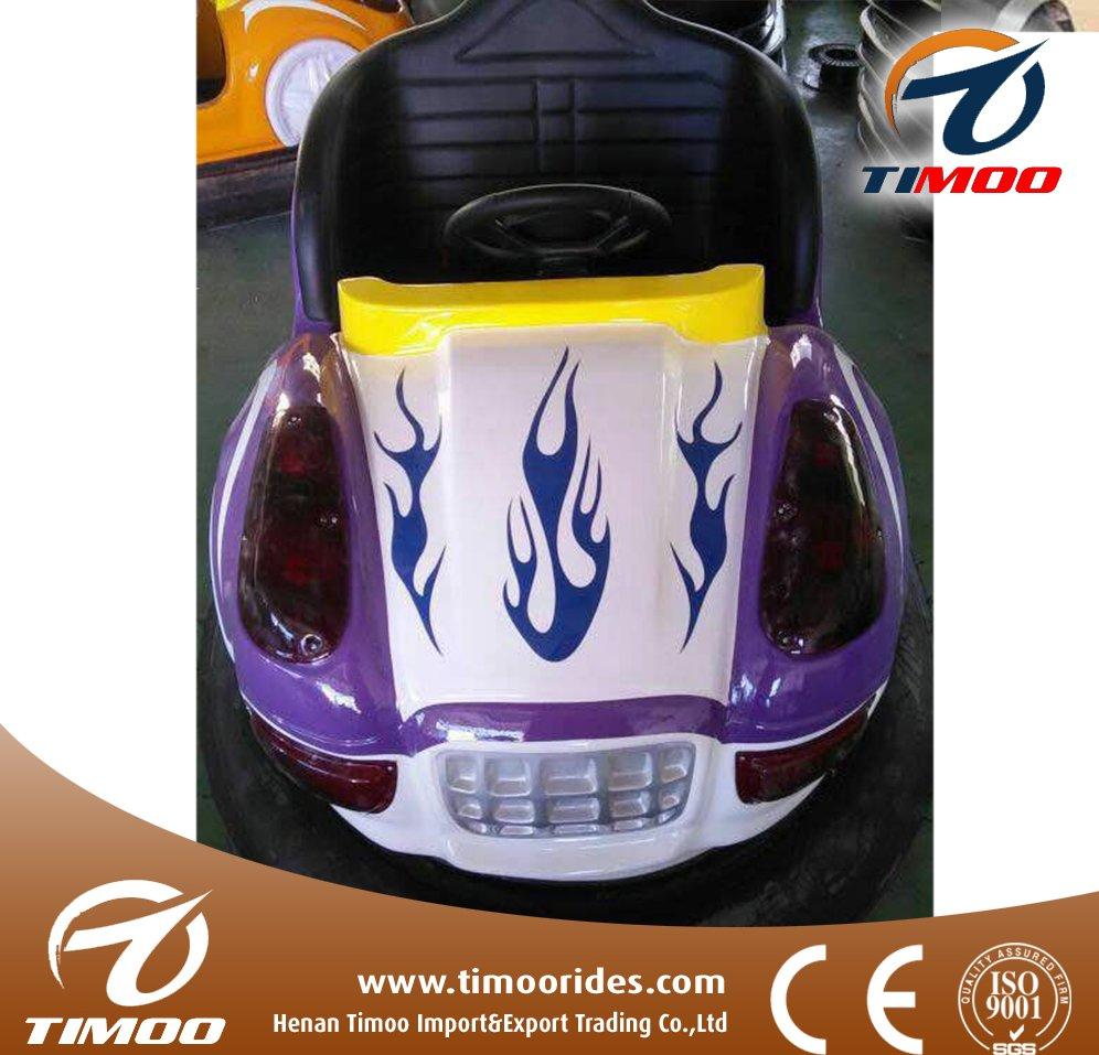 China cheap price bumper cars 1/2 seats electric amusement rides go cart for sale