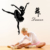 New arrival Ballet Dance DIY decorative removable wall sticker