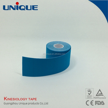 waterproof elastic bandage fashion tape double sided cloth roll kinesiology tape