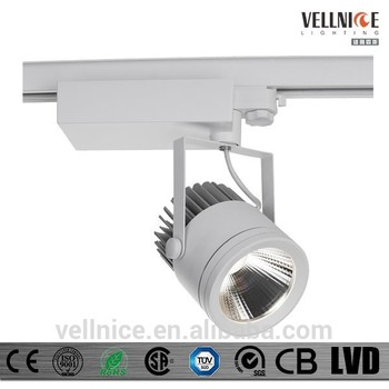 3 phase hot-selling 30W CITIZEN COB LED track lights