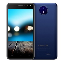 made in china 5 inch screen smartphone VKWORLD F2 2.5D Glass Camera 13MP quad core AAC speaker cheap dual sim 3g phone