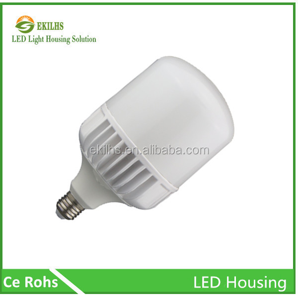 hot selling cheap price new design ckd/skd led bulb case raw material e27 led light parts