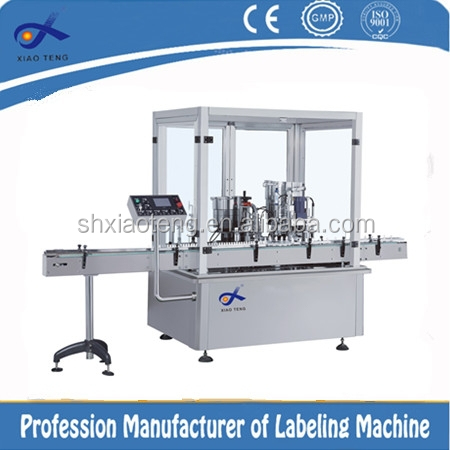 Full-automatic filling machine perfume