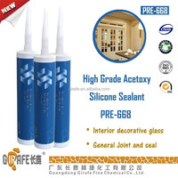High performance Acetoxy Silicone Sealant silicone adhesive sealant