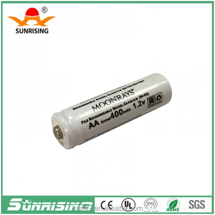 OEM battery ni cd aa 400mah 1.2v rechargeable batteries