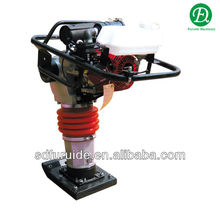 portable petrol shocking rammer,hot sale tamper rammer,China Supplier