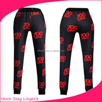 Wholesale Latest Cheap Stylish Joggers Pants Black