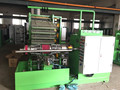 Motorcycle and bike and three wheel tyre spring turn up building shaping machine STB type