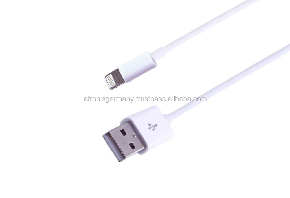 USB Cable for iPhone 5 & 5S, iPhone 6/6Plus ipad 4 / Air