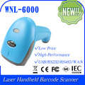 1D handheld wire barcode scanner for POS or supermarket
