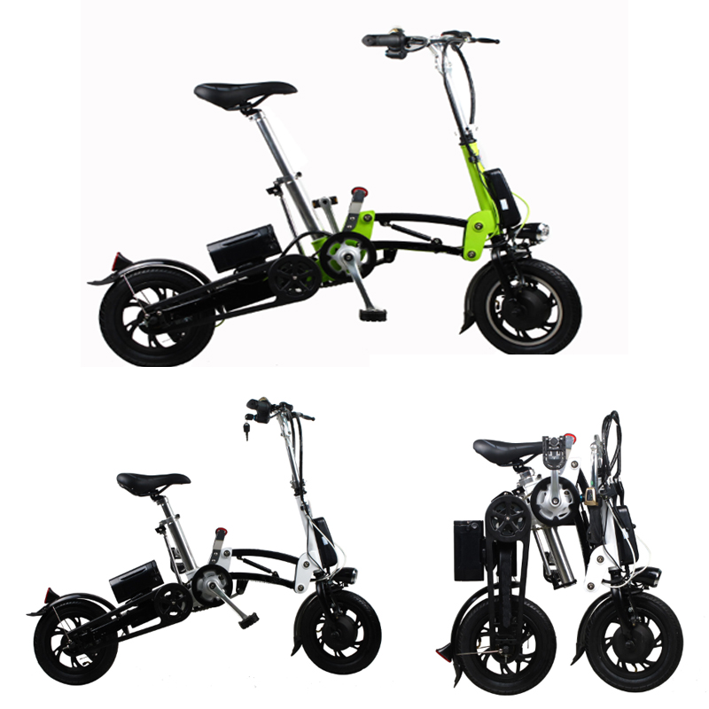 Superior Quality and super light Folding Electric bike ladies
