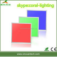 9w led ceiling panel light aluminum frame 300x300