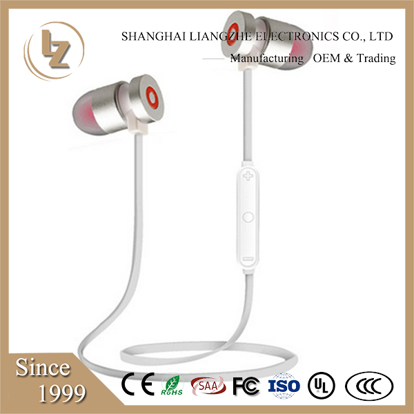 New V4.1 Stereo wireless earphone cheap stylish headphones wireless made in shen zhen