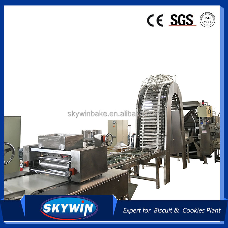 2016 High performance alibaba latest wafer maker machinery