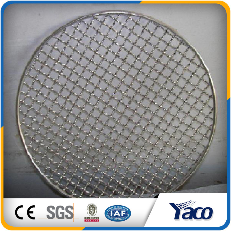 round bbq grill wire mesh of the buyer wanted