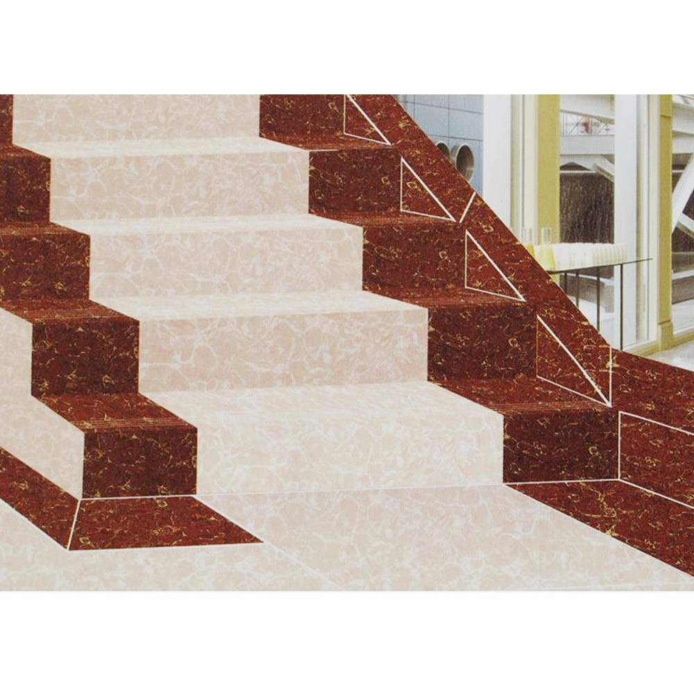 Waterproof ceramic tile stair nosing in foshan