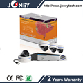 New technology Power Line Communication plug & play P2P security ip camera kits