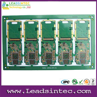 fr4 1oz copper thickness 6 layer pcb for control board mobile phone motherboard