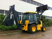 China small size backhoe loader producer