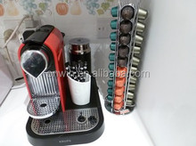 Stainless Steel material nespresso coffee capsule/pod holder
