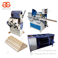 Wood Round Mop Rod Maker Shovel Hammer Broom Handles Rounding Wooden Stick Making Machine With Sanding Scewing Machine