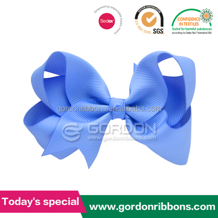 unique designs hair bows/useful party favors/new styling hair ornaments