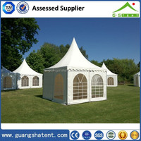 2016 new design pagoda promotional tent