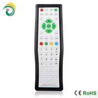 2015 new waterproof digital star track satellite tv receiver remote control
