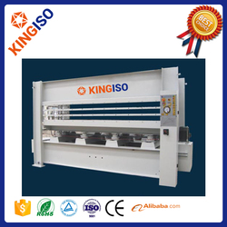 Factory direct sales 120T hot press machine hydraulic hot press machine for doors