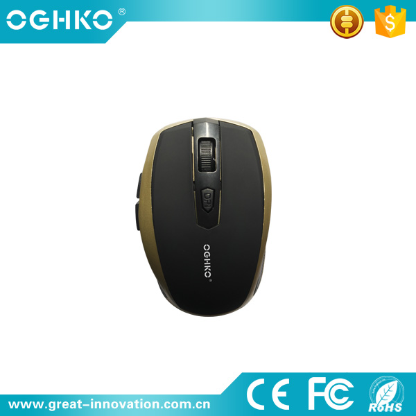 2.4G computer chargeable wireless mouse